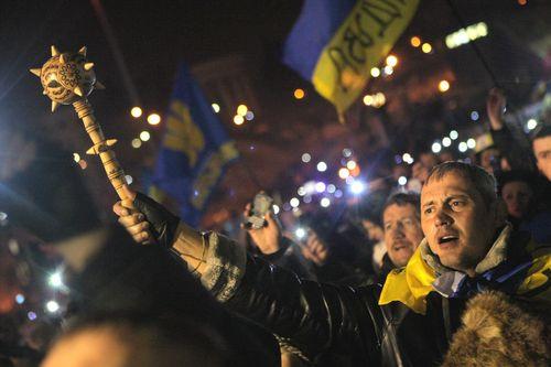 Фото Артема Слипачука 12.12.13 ЕвроМайдан